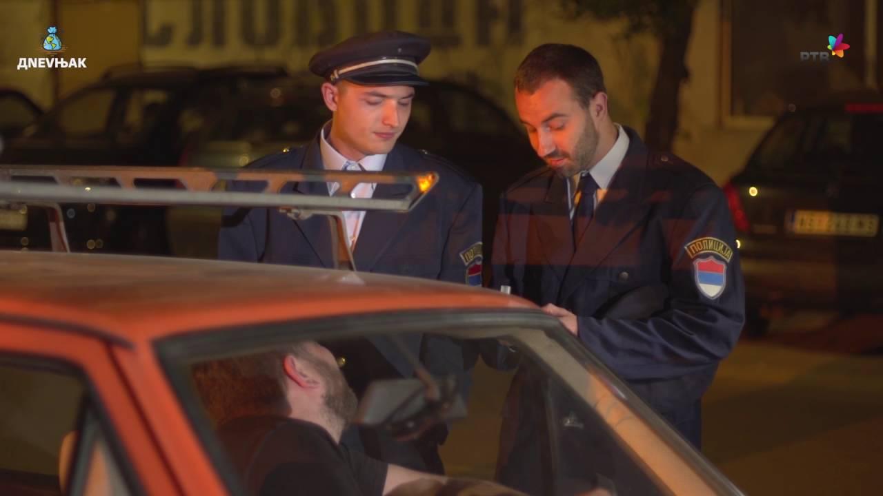 Download DNEVNJAK - Stevo Đubre i saobraćajni panduri