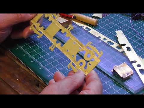 Warren Shepard Gresley N2 O gauge loco kit Part 2