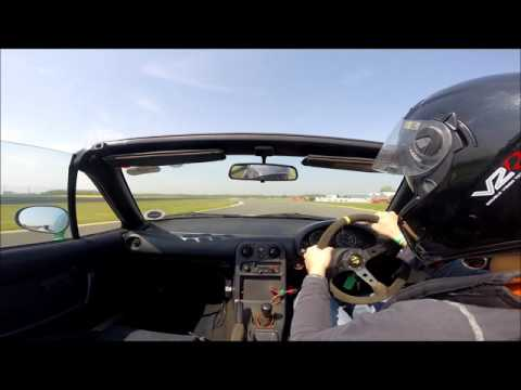 Lotus Test Track with Magnitude Events 8/5/2016 - MX-5 Turbo - Afternoon