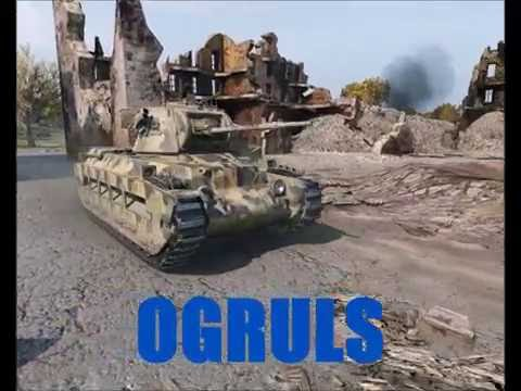 Ogruls is - The Seven Nation Army