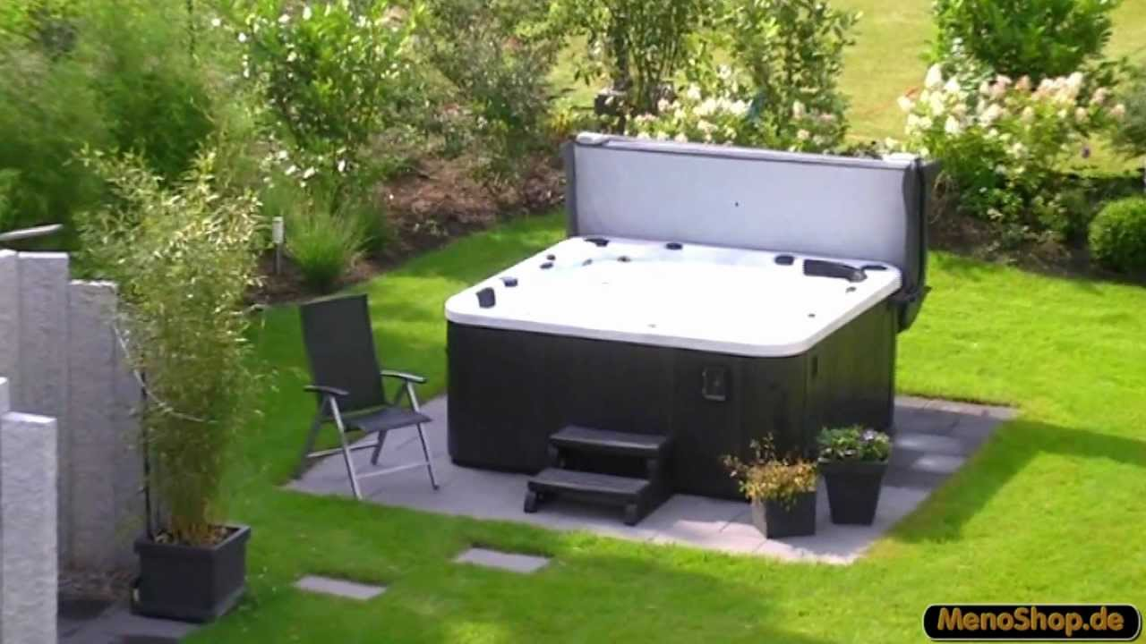 outdoor whirlpool g nstig kaufen spa outdoor whirlpool youtube. Black Bedroom Furniture Sets. Home Design Ideas