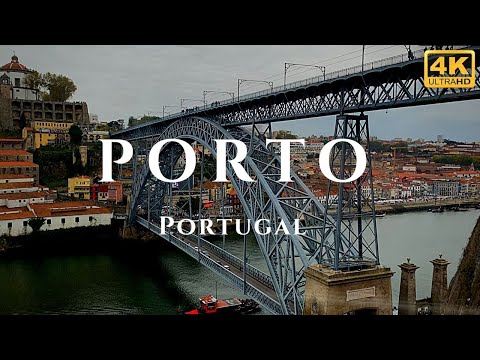 Porto Portugal 4k Travel Guide