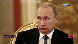 «Самый могущественный человек в мире» на русском языке, фильм CNN про Путина