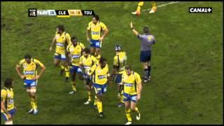 Résumé Clermont - Toulon (24-21) Top 14 Rugby
