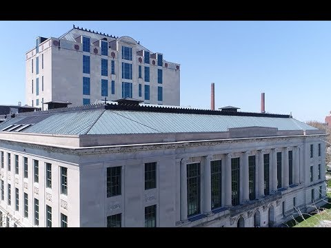 Buck-Eye View - Thompson Library