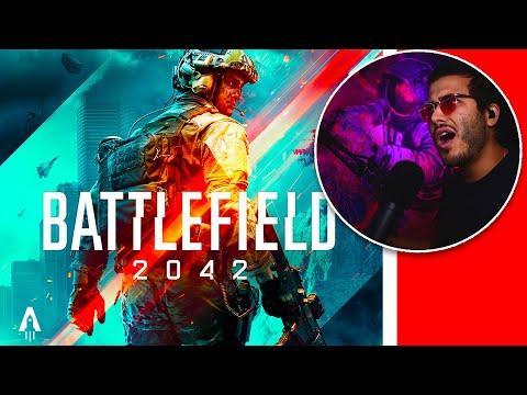 *REACTION* Battlefield 2042 Official Reveal Trailer (ft. 2WEI)