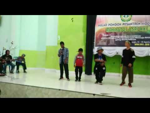 Lagu Ayo Mondok Versi Anak Rama Asri
