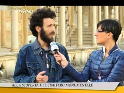 ALLA SCOPERTA DEL CIMITERO MONUMENTALE DI CALTAGIRONE
