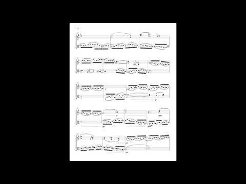 Roberto Sierra: Duo Concertante for Violin & Viola