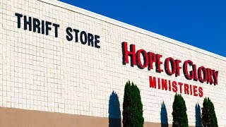 Thrift Store Greenville NC (252) 321-6857 – Hope of Glory Ministries