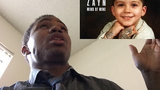 ZAYN - BeFoUr [FIRST REACTION]