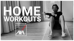 LFC's Home Workouts with Andreas Kornmayer | The tea towel workout