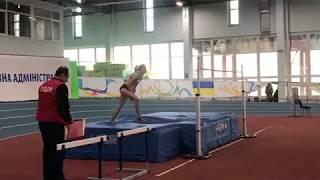 Юлия Левченко 1.94 - Рождествен. старты 2018