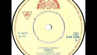 Jiří Štědroň - Džulija [1972 Vinyl Records 45rpm]