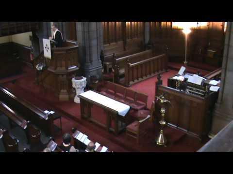 Saint Columba Gaelic Church; Joint Communion Service  Sunday 18 June 2017