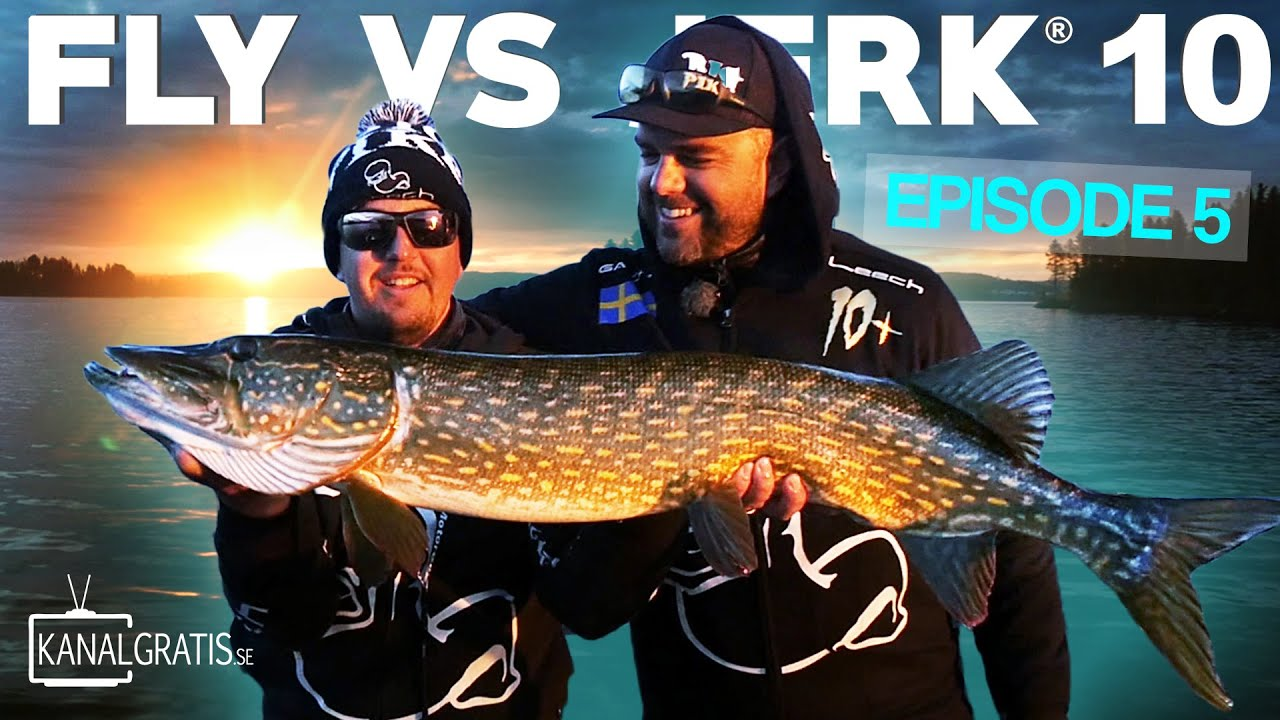 Download FLY VS JERK 10 - Ep. 5 - River Day (with German, French & Polish subtitles)