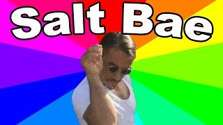 What is #saltbae? A look at the man behind the Salt Bae memes