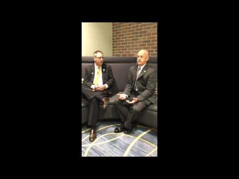 Johns Creek (GA) Mayor and Police Chief Discuss the Community Benefits of CALEA Accreditation