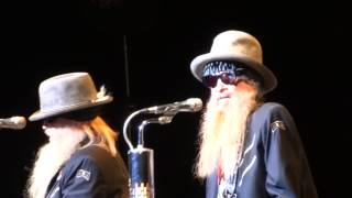 ZZ TOP Chartreuse Live Montreal 2012 HD 1080P
