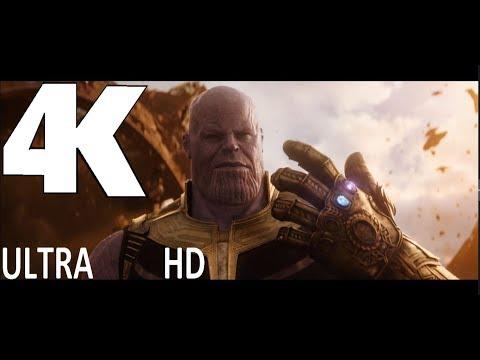 [4k] AVENGERS INFINITY WAR Trailer  4K UHD ULTRA HD