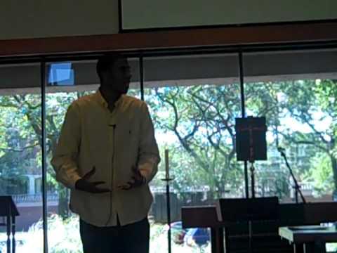 Drew Jackson Preaching on Worship at the HPVC