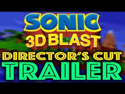 Sonic 3D Blast DX Trailer!