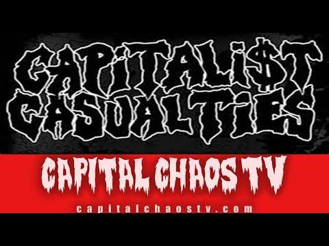 Capitalist Casualties live @ Blue Lamp Sacramento - Sacramento, California