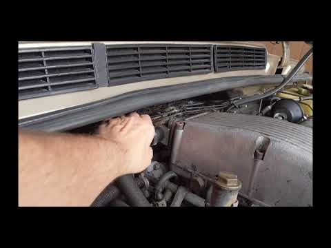 1991 Land Rover Range Rover Classic stepper motor replacement