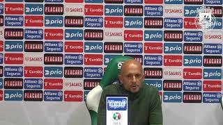 conferência de imprensa Rio Ave 1 x Braga 0