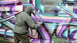 Bond / TruLuv Sweden - Cellophane Graffiti