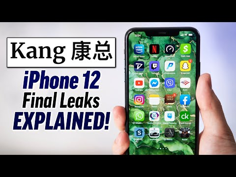 Final iPhone 12 Leaks from Kang – Everyone was WRONG!