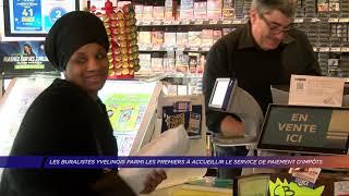 Yvelines | Les buralistes yvelinois parmi les premiers à accueillir le service de paiement d'impôts