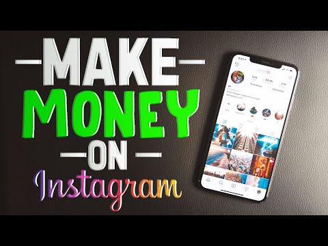 How To Make Money on Instagram With a SMALL Following (SO EASY!)