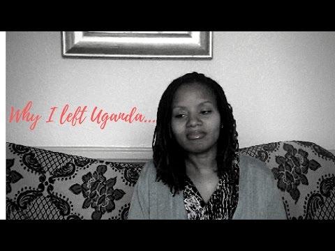 SHOCKING NEWS: I left Uganda