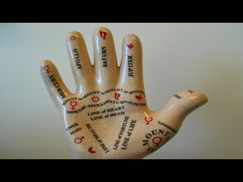 The Meanings of Hand Lines