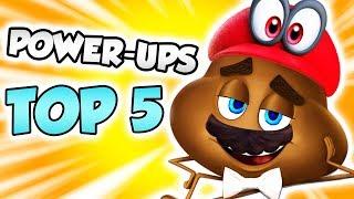 TOP 5 Beschi**esten POWER-UPS in Super Mario Odyssey! 💩 thumbnail