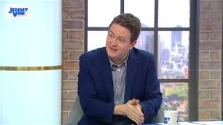 Johann Hari discusses the real causes of depression