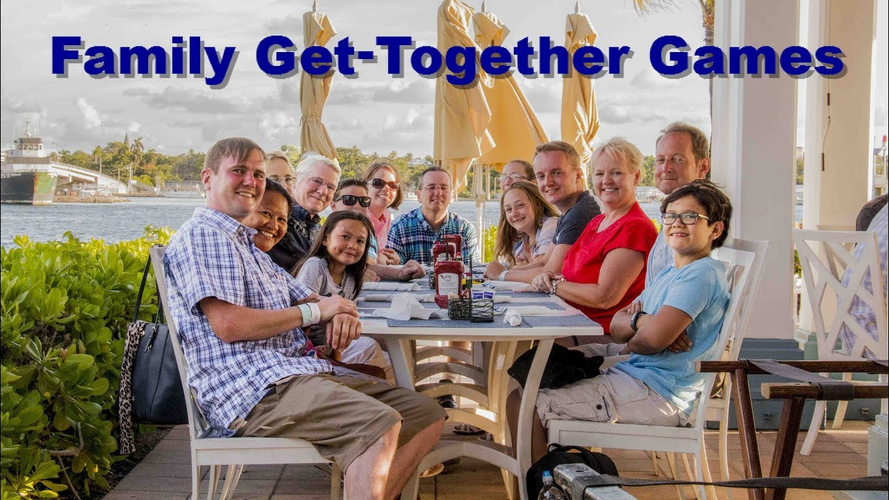 Family Party Games >> 10 Insane Get Together Party Games For Families To Raise The Roof