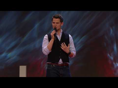 I Want to be a Stand Up Comedian, but I'm Swiss | Fabian Unteregger | TEDxZurich