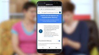 Google-Dienste im Handy richtig einstellen: So geht's!