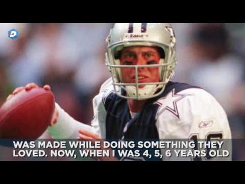 Ex-NFL quarterback Ryan Leaf talks about his addiction and the opiate epidemic