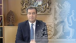 Osteransprache des Ministerpräsidenten - Bayern