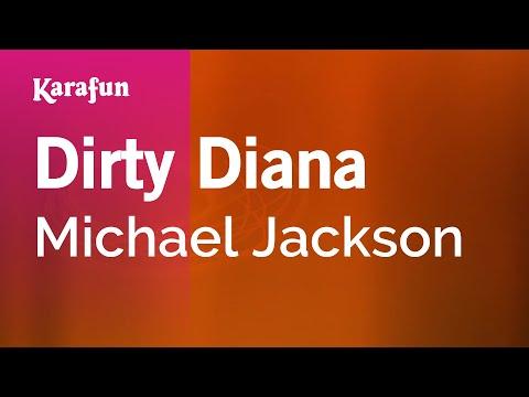 Karaoke Dirty Diana  Michael Jackson *