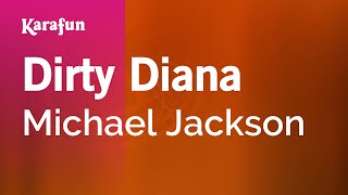 Karaoke Dirty Diana - Michael Jackson *