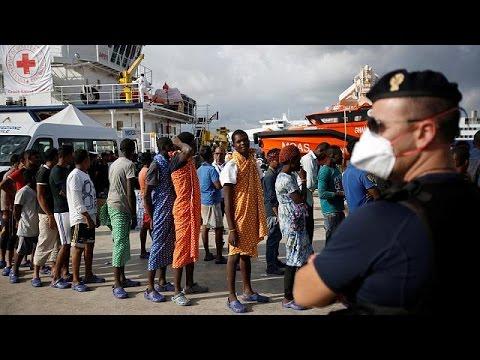 В Средиземном море с начала года погибли более 3000 мигрантов