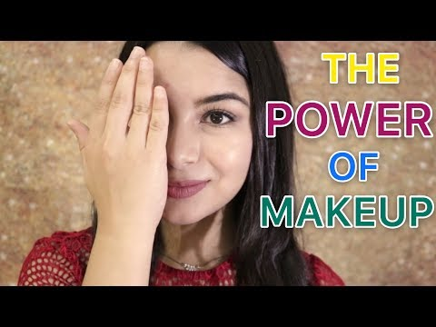 THE POWER OF MAKEUP | MAKEUP TRANSFORMATION thumbnail