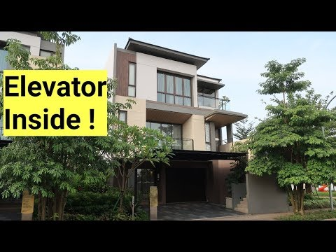 KEIA (10x19) The Zora BSD Sinarmas Land X Tangerang Realty Investment (Elevator Inside the House)