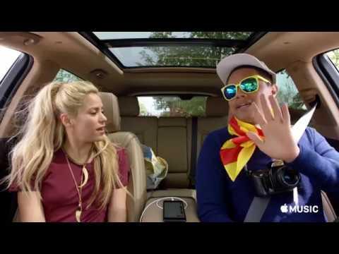 Carpool Karaoke: Shakira + Trevor Noah #1