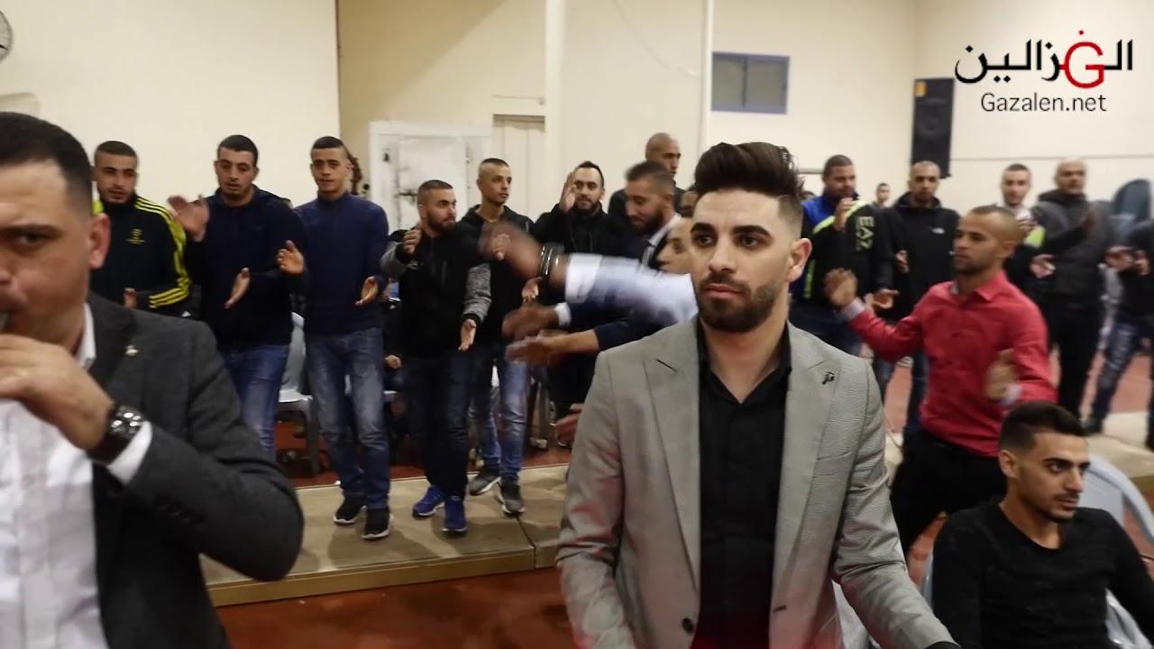 أشرف ابو الليل محمود ووظاح السويطي أفراح ال ابو غزاله