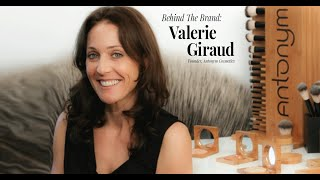 Behind The Brand: Valerie Giraud, co-founder of Antonym Cosmetics